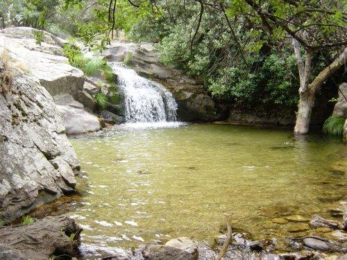 Cascadas del purgatorio rascafria las presillas el paular for Piscinas naturales el paular